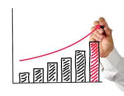 sale-graph-growth